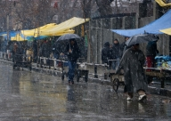 Rain, snow forecast for J&K