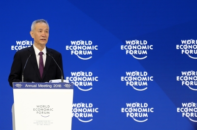 China's Vice Premier to visit US for trade negotiations