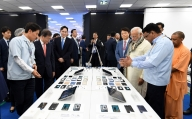 Local mobile manufacturing generating more jobs than ever: Goyal
