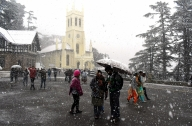 Rain, snow likely in Himachal