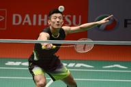 Momota, Lin to feature in Asia Badminton C'ships