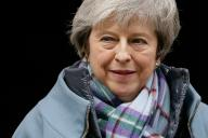 Theresa May prepares for fresh talks with EU leaders