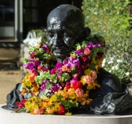UNSW Sydney marks India's Martyr's Day with Gandhi Oration