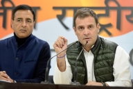 Modi has committed treason, revealed defence secret to private entity: Rahul