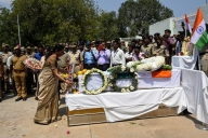 Two slain CRPF troopers laid to rest in TN with full honours (Lead)