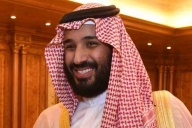 Saudi Crown Prince arrives in India, Modi receives him (Lead)
