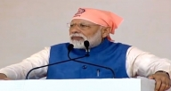 My government stands by honest and hard-working people: Modi (Lead)
