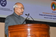 India will provide power to citizens at affordable cost: President