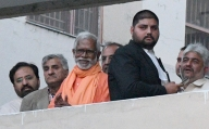 Aseemanand among 4 acquitted in Samjhauta blast (Lead)