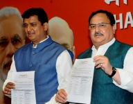 BJP's first list has 16 candidates from NE states